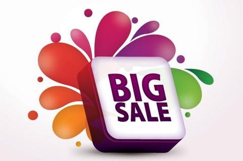 Big sale at Hang Viet Trade fair 2013