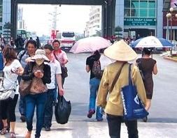 Việt Nam luôn ở thế bất lợi khi làm ăn với Trung Quốc