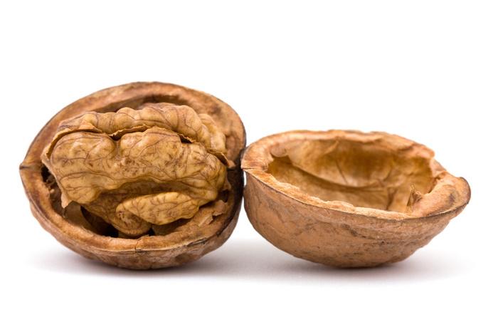 The health benefits of walnuts
