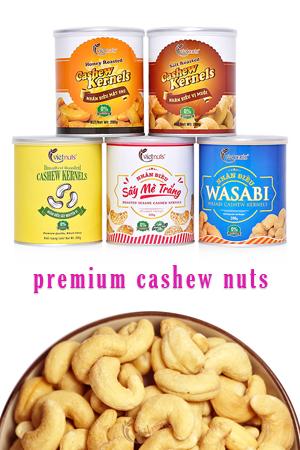 Vietnuts - premium cashew nuts hatviet.vn