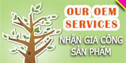 OEM Cashew from Viet Nam - Nhận gia công sản phẩm hạt điều